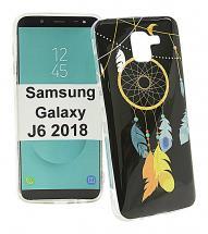 TPU Designdeksel Samsung Galaxy J6 2018 (J600FN/DS)