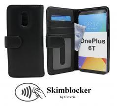 Skimblocker Lommebok-etui OnePlus 6T