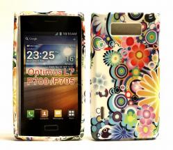 TPU Designcover LG Optimus L7 (P700)