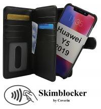 Skimblocker XL Magnet Wallet Huawei Y5 2019