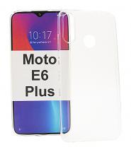 Ultra Thin TPU Deksel Motorola Moto E6 Plus