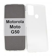 TPU-deksel for Motorola Moto G50