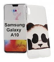 TPU Designdeksel Samsung Galaxy A10 (A105F/DS)