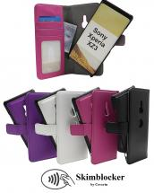 Skimblocker Magnet Wallet Sony Xperia XZ3