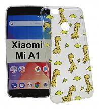 TPU Designdeksel Xiaomi Mi A1