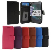 New Standcase Wallet Moto E4 / Moto E (4th gen) (XT1762)