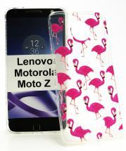 TPU Designdeksel Lenovo Motorola Moto Z