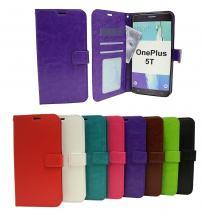 Crazy Horse Wallet OnePlus 5T