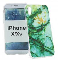 TPU Designdeksel iPhone X/Xs