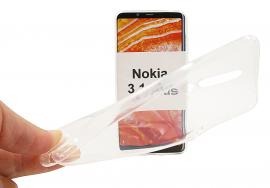 Ultra Thin TPU Deksel Nokia 3.1 Plus