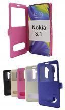 Flipcase Nokia 8.1