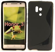 S-Line Deksel Huawei Honor 3