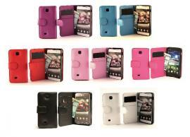 Lommebok-etui LG Optimus F5 (P875)
