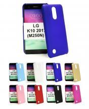 Hardcase Deksel LG K10 2017 (M250N)