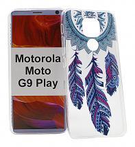 TPU Designdeksel Motorola Moto G9 Play