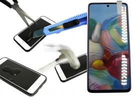 Skjermbeskyttelse av glass Samsung Galaxy A71 (A715F/DS)