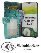 Skimblocker Designwallet Samsung Galaxy A71 (A715F/DS)
