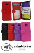 Skimblocker Lommebok-etui Samsung Galaxy J4 Plus (J415FN/DS)