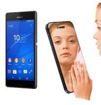 Speilskjermbeskyttelse Sony Xperia Z3 (D6603)