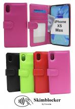 Skimblocker Lommebok-etui iPhone Xs Max