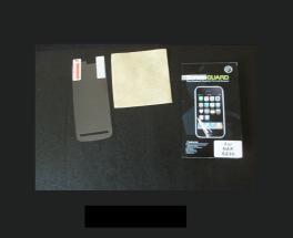 Nokia 5230 Skjermbeskyttelse