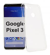 Ultra Thin TPU Deksel Google Pixel 3
