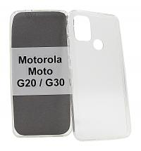 TPU-deksel for Motorola Moto G20 / Moto G30
