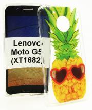 TPU Designdeksel Lenovo Moto G5 (XT1682)