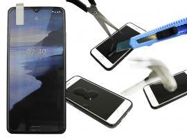 Skjermbeskyttelse av glass Nokia 2.4