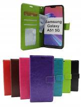 Crazy Horse Wallet Samsung Galaxy A51 5G (A516B/DS)