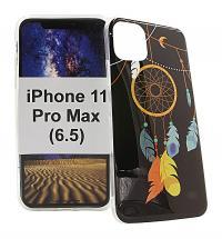 TPU Designdeksel iPhone 11 Pro Max (6.5)