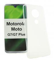 Ultra Thin TPU Deksel Motorola Moto G7 / Moto G7 Plus