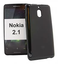 TPU-deksel for Nokia 2.1
