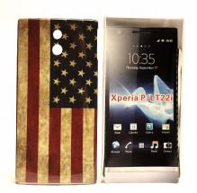Hardcase Designcover Sony Xperia P (LT22i)