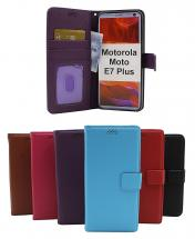 New Standcase Wallet Motorola Moto E7 Plus