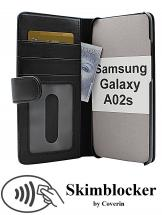Skimblocker Lommebok-etui Samsung Galaxy A02s