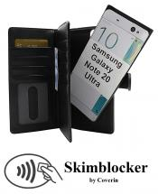Skimblocker XL Magnet Wallet Samsung Galaxy Note 20 Ultra 5G (N986B/DS)