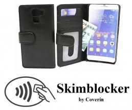 Skimblocker Lommebok-etui Huawei Honor 7