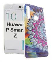 TPU Designdeksel Huawei P Smart Z