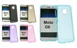 TPU-deksel for Motorola Moto G6