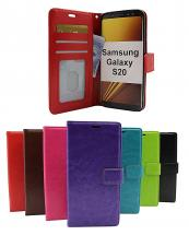 Crazy Horse Wallet Samsung Galaxy S20 (G980F)
