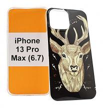TPU Designdeksel iPhone 13 Pro Max (6.7)