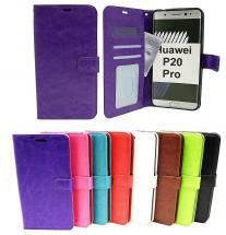 Crazy Horse Wallet Huawei P20 Pro