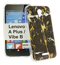 TPU Designdeksel Lenovo B / Vibe B
