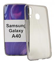 Ultra Thin TPU Deksel Samsung Galaxy A40 (A405FN/DS)