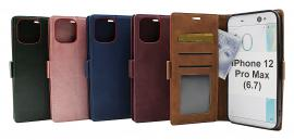 Lyx Standcase Wallet iPhone 12 Pro Max (6.7)