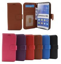 New Standcase Wallet Lenovo K5 (A6020a40)