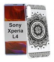 TPU Designdeksel Sony Xperia L4
