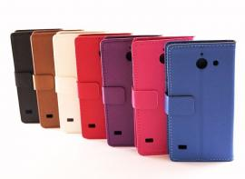 Standcase wallet Huawei Ascend Y550