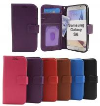 New Standcase Wallet Samsung Galaxy S6 (SM-G920F)